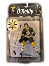 "MCFARLANE NHL Legends Hockey 8 TERRY O'REILLY Boston Bruins 6"" Action Figure"