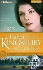 REJOICE unabridged audio book on CD by KAREN KINGSBURY