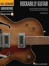 Hal Leonard Rockabilly Guitar Method by Fred Sokolow (2011, Paperback / Mixed...