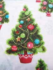 Christmas Kitsch Trees Holiday Anna Griffin Fabric Yard