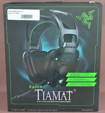 Razer Tiamat 7.1 Elite Surround Sound Analog Gaming Headset True Gaming Audio