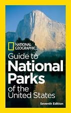 National Geographic Guide to National Parks of the United States, 7th -ExLibrary