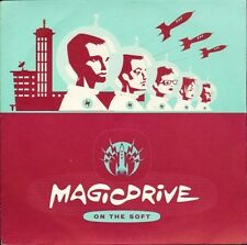 """MAGICDRIVE on the soft/the revenge of maczilla/ape shall not destroy ape 7"""" PS"""