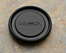 Genuine Minolta Camera Body Cap SR MC MD SRT XG XD (#1481)