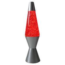 NEW Lava Lamp Red/Glitter [RM-KM802BG]