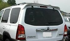 PRIMERED UNPAINTED MAZDA TRIBUTE 2001 2002 2003 2004 2005 2006  SPOILER WING