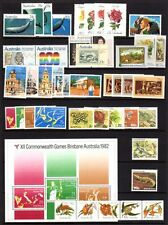 Australia - 1982 Year Collection MNH