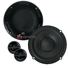 "MTX Audio TERMINATOR65 Car 6-1/2"" 2-Way Terminator Series Component Speakers New"