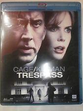 TRESPASS FILM IN BLU-RAY NUOVO DA NEGOZIO ANCORA INCELLOFANATO PREZZO AFFARE!!!