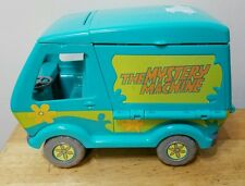 SCOOBY DOO MYSTERY MACHINE & PIRATE CREW VANS & FIGURES HANNA BARBARA