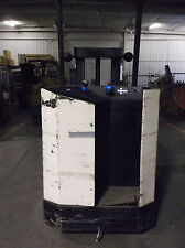 Daewoo Stand-on Lift Truck w/battery charger, Model#: 4ORCTF, Serial #: 1A119991