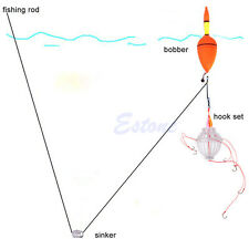Carp Fishing Float Bobber With Six Strong Explosion Hooks Fish Fishing Tackle