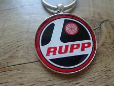 Rupp Snowmobile Reproduction Keychain