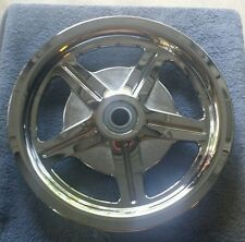 Harley Davidson Chrome VRod V ROD VRSCSE Rear Pulley / Sprocket Narrow Belt 240