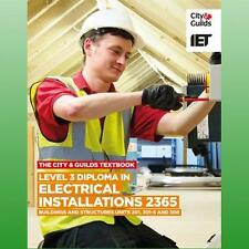 Level 3 Diploma in Electrical Installations Buildings and Structures 2365 Textbo
