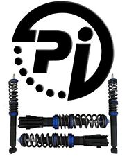 AUDI A4 B5Q AVANT QUATTRO 94-00 2.4 PI COILOVER ADJUSTABLE SUSPENSION KIT
