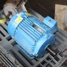 Western Electric 5.5kW 7.5HP 3 phase induction motor 0560726 400-440V 2920rpm