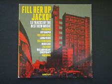 UNCUT 2013 10 FILL HER UP JACKO! BEST NEW MUSIC - CARD SLEEVE CD