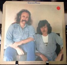 ~~CROSBY NASH Whistling Down The Wire ALBUM Released 1976 Vinyl/Record  Collecti