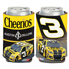 Austin Dillon 2014 Wincraft #3 Cheerios Can Coolie FREE SHIP!