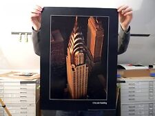 """""""Chrysler Building""""  Vintage NYC architecture - New York City Skyscrapers"""