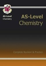 AS-Level Chemistry Revision Guide (As Revision Guides), Richard Parsons