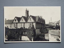 R&L Postcard: Slepe Manor House St Ives, 1940s, Walter Scott