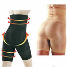 TUMMY TRIMMER BODY SHAPER THIGH SLIMMING KNICKERS CONTROL PANTS NUDE/WHITE