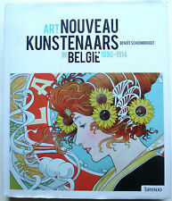 Art Nouveau Kunstenaars in Belgie, Jugendstil Belgien, Kunst Belgien, Jugendstil