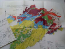Nicolas THEOBALD Géologie et hydréologie de la Haute Saône ( Vesoul 1972)