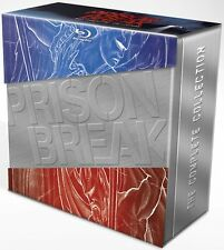 Blu ray PRISON BREAK complete collection brandnew sealed