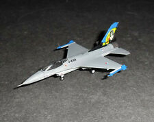 7549 F-16A Blk 15 Netherlands AF 323rd Sqn Dirty Diana Hogan Wings diecast model