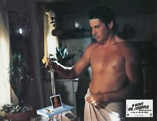 RICHARD GERE A BOUT DE SOUFFLE BREATHLESS 1983  LOBBY CARD N°8
