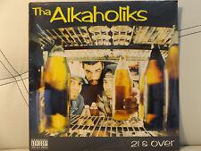 THA ALKAHOLIKS - 21 & OVER (VINYL LP)  1993!!!  RARE!!!  LOOTPACK + KING TEE  ♫