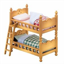 Calico Critters Sylvanian Families KA-302 Furniture Double Deck Bed Set F/S