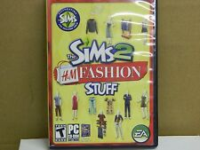 The Sims 2 - H&M FASHION STUFF - PC Game - Complete & Guaranteed - w. Key Code: