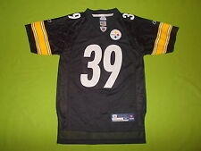 Jersey PITTSBURGH STEELERS (Youth M) REEBOK #39 W. PARKER 2004/2009 PERFECT NFL
