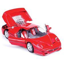 Maisto Ferrari F50 Assembly Line Metal Kit - 1:24 Scale Kit - M39923