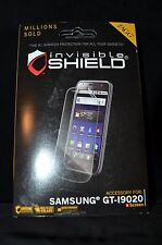 ZAGG Invisible Shield for Samsung GT - I9020  Screen Protector