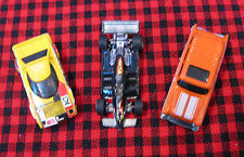 3 AWESOME RaceCars~1/64~1969 REDLINE Chevy Nomad~1982 Formula 1~Lancia Stratos01