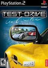 Test Drive Unlimited - Playstation 2 Game Complete