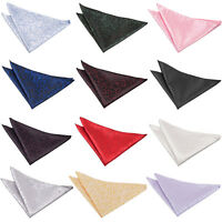 NEW DQT HIGH QUALITY SWIRL MENS  HANDKERCHIEF / HANKY