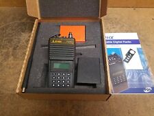 Bendix DPHX5102X Digital Two Way Radio Wildland Fire Police BK EMS Narrowband
