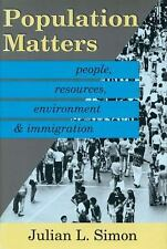 Population Matters: People, Resources, Environment, and Immigration  (NoDust)