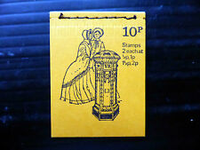 GB 1971 October 10p Stitched Booklet DN50 NEW SALE PRICE FP4446