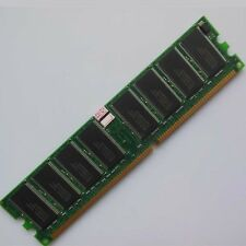 1GB PC3200 DDR400 400MHz 184pin DDR1 DIMM Desktop Memory Low Density RAM NEW