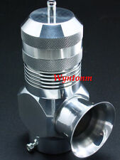 Type-H/ RFL BOV Blow off valve Turbo w/ Steel & Aluminum Weld Flanges Silver