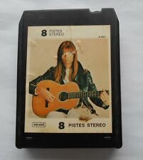 FRANCOISE HARDY La maison CANADA 8 TRACK TAPE CARTRIDGE CARTOUCHE PISTES FRENCH
