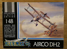 Airco DH2 Blue Max 1/48 RETRO model aircraft kit #296