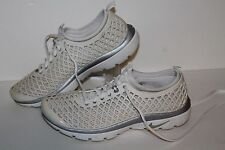 Nike Air Rejuven8 Running Shoes, #318921-101, White/Silver,  Womens US Size 8